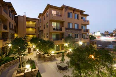 Andalucia Senior Apartments exterior view2
