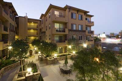 Andalucia Senior Apartments Exterior view